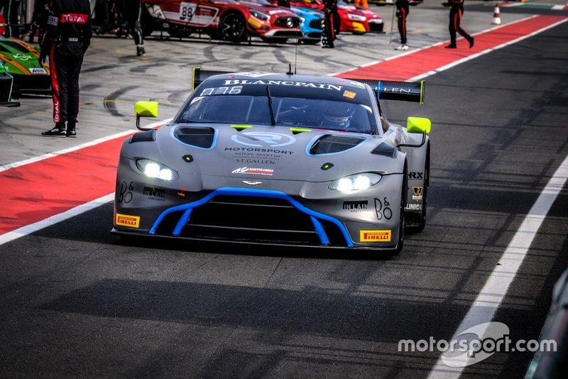#76 R-Motorsport Aston Martin Vantage AMR GT3: Ricky Collard, Marvin Kirchhöfer
