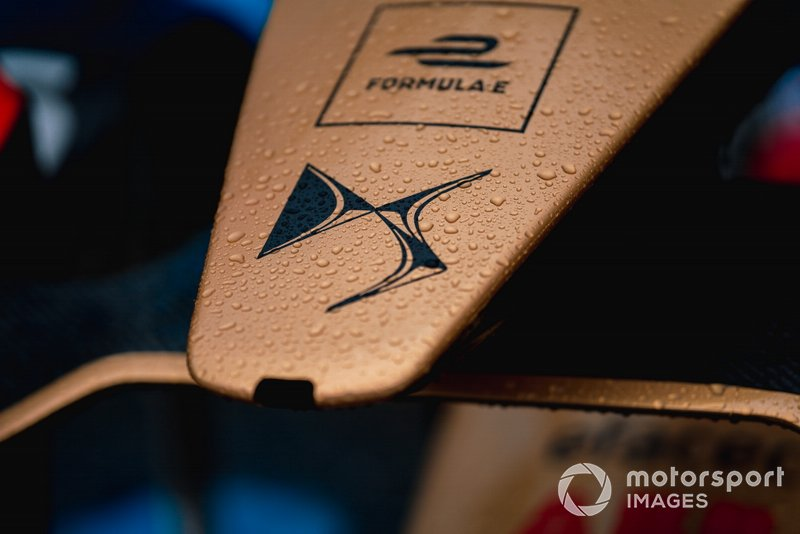 Nose of DS Techeetah