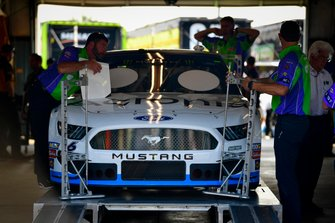 Ryan Newman, Roush Fenway Racing, Ford Mustang Acronis