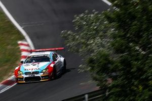 #36 Walkenhorst Motorsport BMW M6 GT3: Henry Walkenhorst, Andreas Ziegler, Peter Posavac, Anders Buchardt