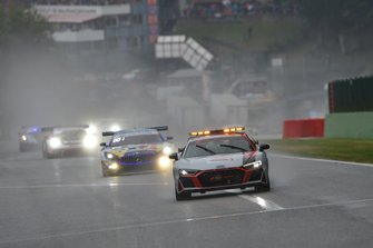 Start zu den 24h Spa 2019 hinter dem Safety-Car