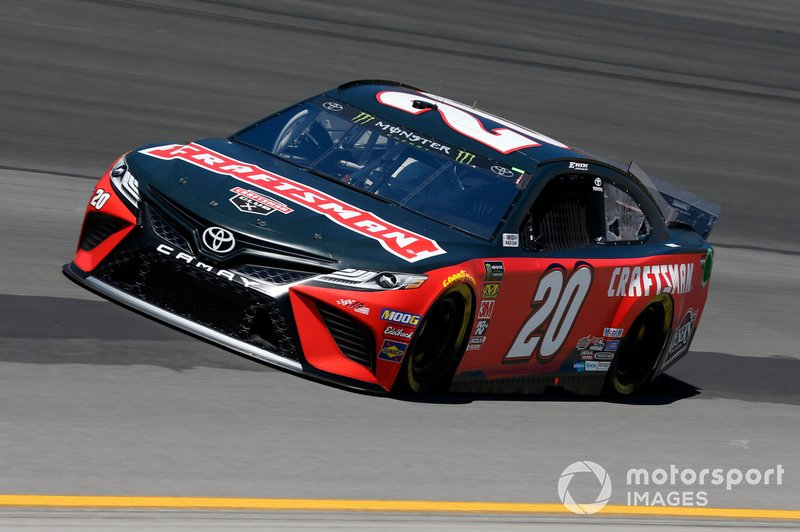 3. Erik Jones, Joe Gibbs Racing, Toyota Camry