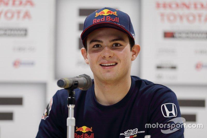 Patricio O'Ward foi levado pela Red Bull para a Super Fórmula Japonesa, a mesma tática que usou com Gasly no passado.