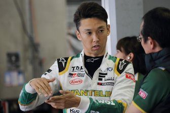 Kazuki Nakajima , VANTELIN TEAM TOM'S