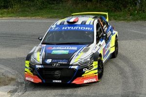 Stephane Sarrazin, Julien Renucci, Hyundai i20 R5, Sarrazin Motorsport
