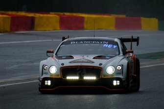 #31 Team Parker Racing Bentley Continental GT3: Derek Pierce, Glynn Geddie, Ryan Ratcliffe, Andy Meyrick