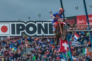 Calvin Vlaanderen, Team Nederland