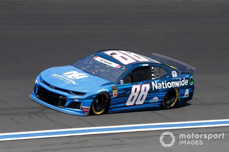 7. Alex Bowman, Hendrick Motorsports, Chevrolet Camaro