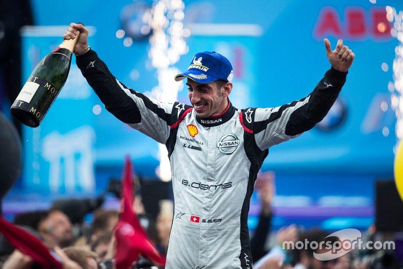 16. Sebastien Buemi, WEC & Formula E