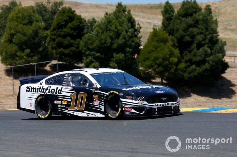 9. Aric Almirola, Stewart-Haas Racing, Ford Mustang