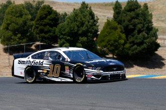 Aric Almirola, Stewart-Haas Racing, Ford Mustang Smithfield