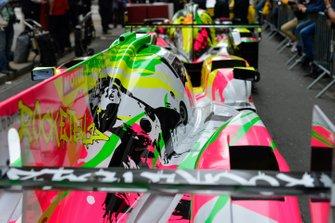 #3 Rebellion Racing Rebellion R-13: Mathias Beche, Gustavo Menezes, Thomas Laurent
