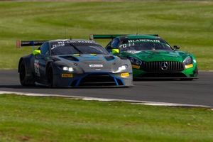 #76 R-MotorsportAston Martin Vantage AMR GT3: Marvin Kirchhöfer, Jake Dennis, Nicki Thiim
