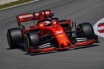 Antonio Fuoco, Ferrari SF90