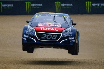 Timmy Hansen, Team Hansen
