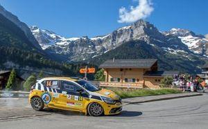 Olivier Courtois, Hubert Risser, Renault Clio R3T
