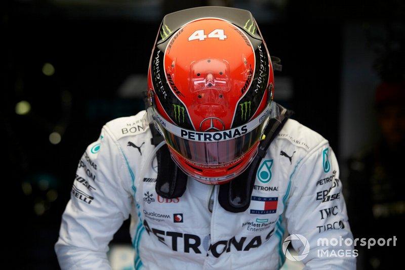 Lewis Hamilton, Mercedes AMG F1, Monaco