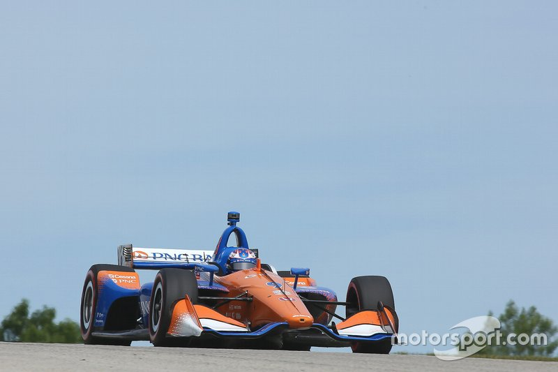 5. Scott Dixon, Chip Ganassi Racing Honda