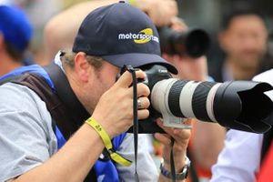 Alexander Trienitz, Motorsport.com fotoğrafçısı