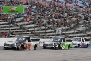 Anthony Alfredo, DGR-Crosley, Toyota Tundra STEELSMITH, Tyler Ankrum, DGR-Crosley, Toyota Tundra RAILBLAZA, Gus Dean, Young's Motorsports, Chevrolet Silverado Basin Pump Down Services