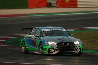 Dionisio-Barri, BF Motorsport, Audi RS3 LMS TCR DSG