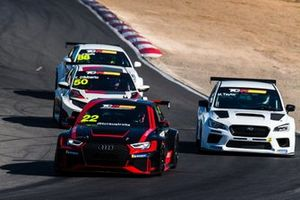TCR Testing at Winton