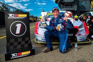 Race winner Will Brown, HMO Customer Racing