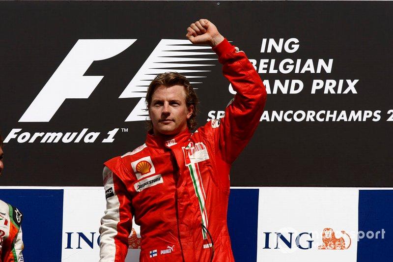 #18 GP de Bélgica 2009