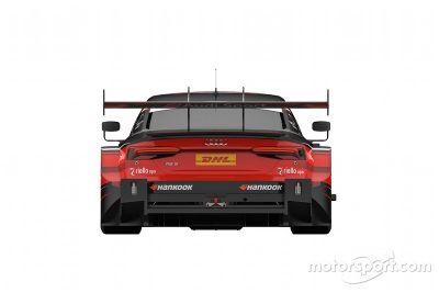 Audi Sport livery