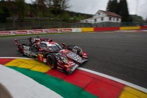 #1 Rebellion Racing Rebellion R-13: Andre? Lotterer, Neel Jani, Bruno Senna