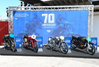 70 aniversario GP