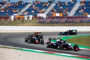 Pedro Piquet, Trident e Leonardo Pulcini, Hitech Grand Prix
