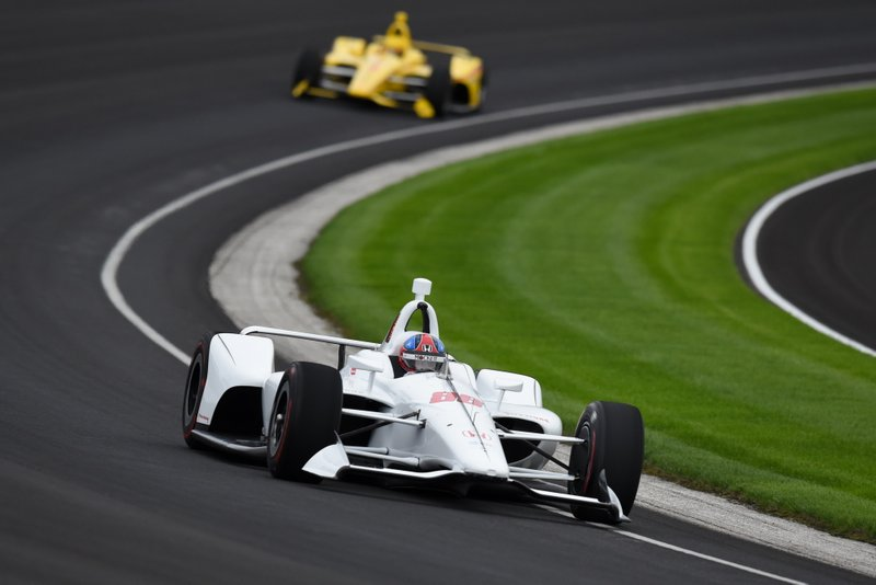 #88 Colton Herta, Harding Steinbrenner Racing, Harding Steinbrenner Racing Honda