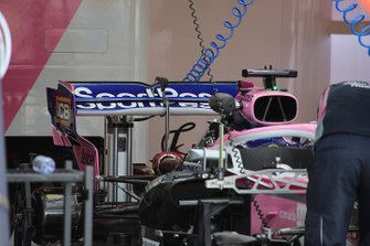 Racing Point technical detail