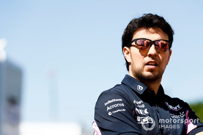 Sergio Perez, Racing Point: 4 millones de euros