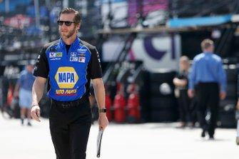 Alan Gustafson, Hendrick Motorsports, Chevrolet Camaro NAPA Brakes
