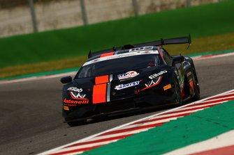 #102 Lamborghini Huracan SuperTrofeo GT Light , Antonelli Motorsport: Cristoni-Michelotto-Skaras