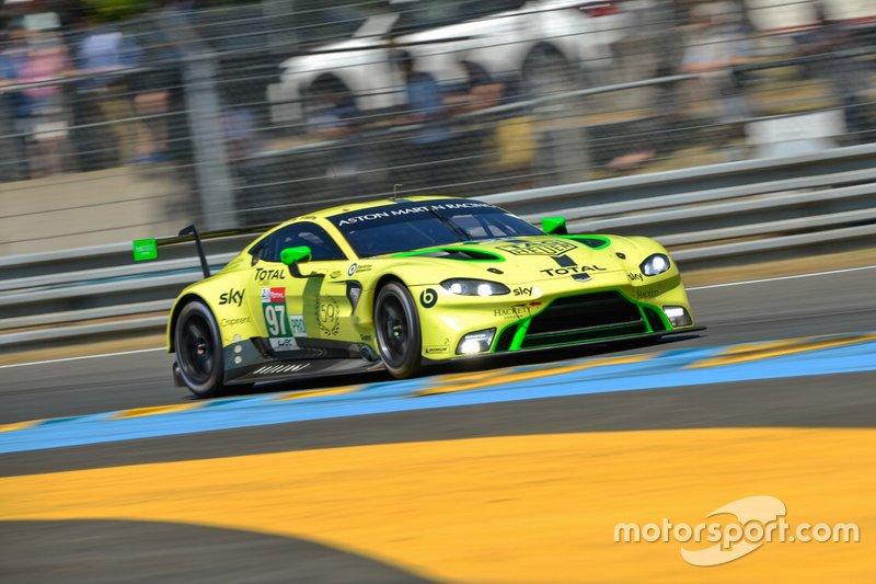 GTE-Pro: #97 Aston Martin Racing, Aston Martin Vantage AMR