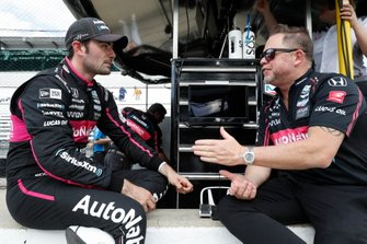 Jack Harvey, Meyer Shank Racing with Arrow SPM Honda, Michael Shank
