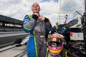 Pippa Mann, Clauson-Marshall Racing Chevrolet