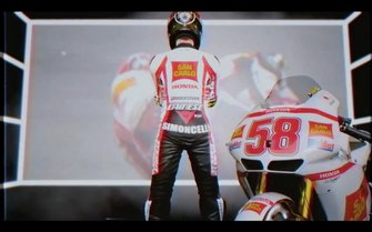 Captura de 'MotoGP 19'