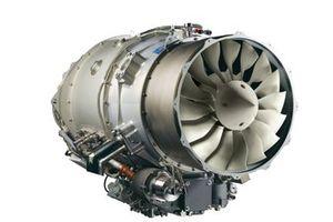HF120 Turbofan Jet Motoru