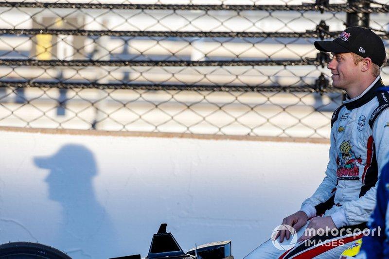 Spencer Pigot, Ed Carpenter Racing Chevrolet Phillip Abbott