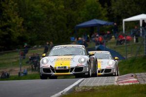 #132 Black Falcon Team Textar Porsche Carrera: Martin Meenen, Carsten Palluth, Tobias Wahl