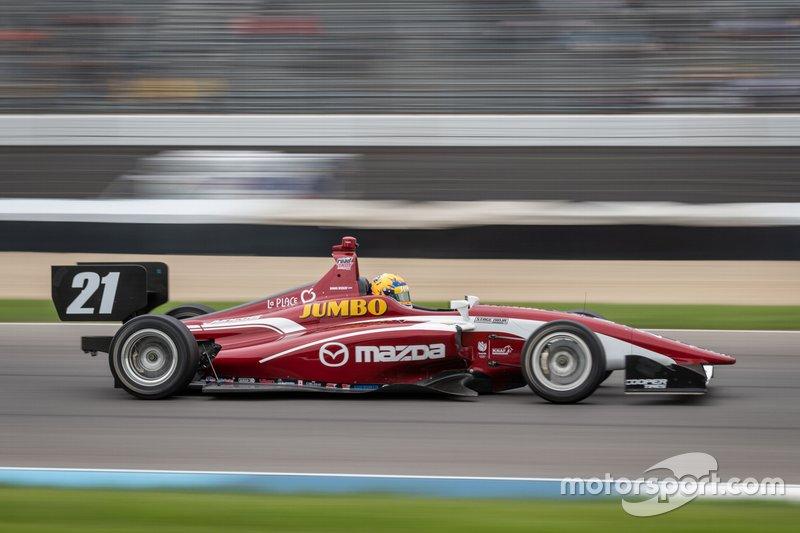 Rinus VeeKay, Juncos Racing
