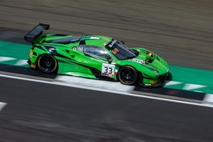 #33 Rinaldi Racing Ferrari 488 GT3: Steve Parrow, Christian Hook, Manuel Lauck