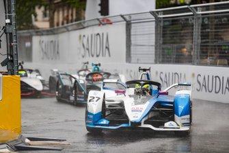 Alexander Sims, BMW I Andretti Motorsports, BMW iFE.18, Stoffel Vandoorne, HWA Racelab, VFE-05