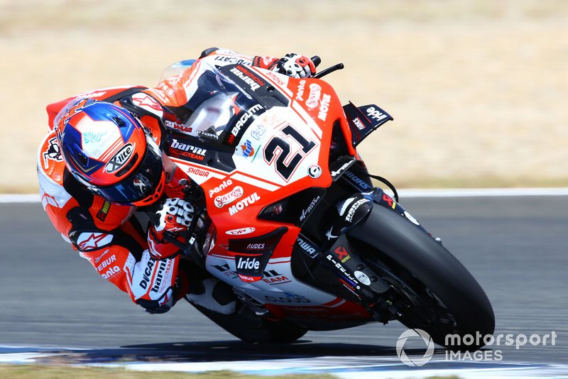 Michael Ruben Rinaldi, Barni Racing Team