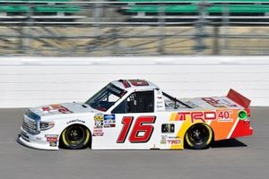 Austin Hill, Hattori Racing Enterprises, Toyota Tundra Toyota Racing Development