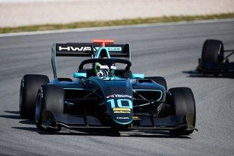 Bent Viscaal, HWA Racelab